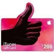 Buy visa gift cards - ITunes Gift Card Code