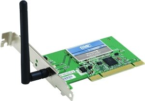 NEW SMCWPCI-G WiFi Card Sealed in box