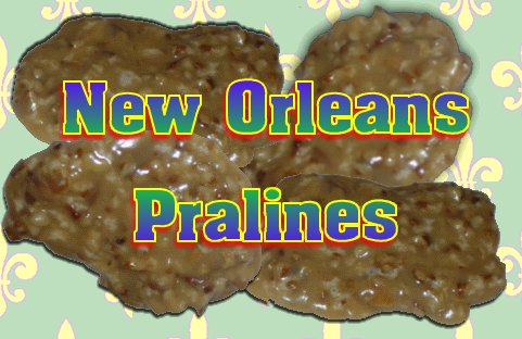 New Orleans Homemade Pralines Pecan Candy