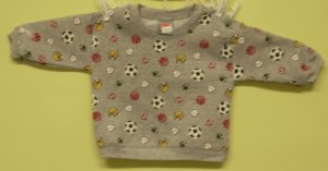 Boys Sports Baby Toddler Pajama Tops