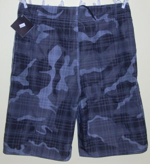 Small Lot of 12 Mens Burnside Board Shorts