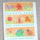 Sonnets from the Portuguese- Gift Book