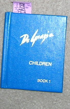 Ted DeGrazia Artwork Children Book 1  - Little Book