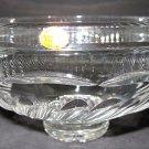 Hand Cut Glass bowl Tipperary 24% lead crystal, Ireland