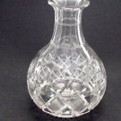 American Brilliant Period Cut Glass  carafe  Antique