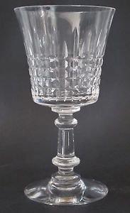 Cut glass water goblet vsl ?