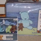 Carter's All About Bear Crib Bedding & Mobile