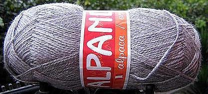 1.1 pounds first quality Alpacawool,knitting wool