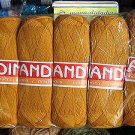 500 Gramm yellow Alpaca wool,knitting wool, yarn