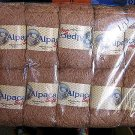 500 Gramm pure brown Babyalpaca wool,knitting wool