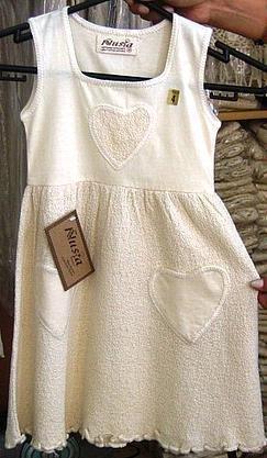 Baby Dress from �usta ,100% ekologic Pyma Cotton