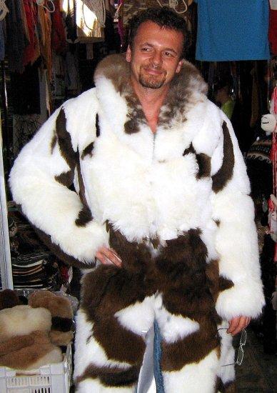 Long fur coat for men,babyalpaca pelt,outerwear