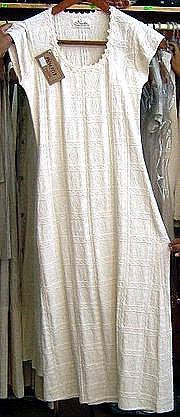 White dress from �usta ,100% ekological pima Cotton