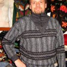 Turtleneck, warm sweater, pure Alpaca wool