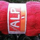 500 gramm red alpaca wool,knitting wool, yarn