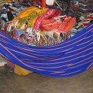 Fabric hammok from Amazon area of Peru