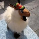 Lama soft toy, figure, plush toy