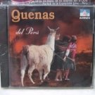 Peruvian music from the Andean, pan flute Quena