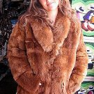Jacket, coat made of Babyalpaca fur, outerwear