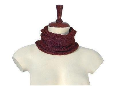 Neck scarf, neckerchief made of Babyalpaca wool