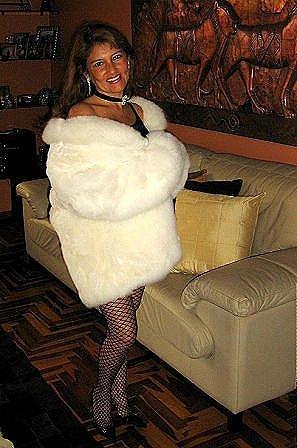 White midi fur jacket,Babyalpaca pelt,outerwear