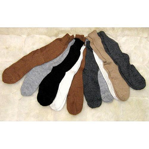 10 pairs warm and cosy alpaca wool socks,wholesale
