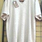 Half sleeve shirt with v-neck ,100%ekological Cotton