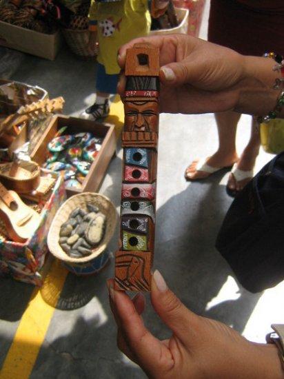 Original Tarka flute from Bolivia,typical instrument