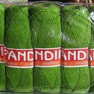 500 Gramm green Alpacawool,knitting wool, yarn