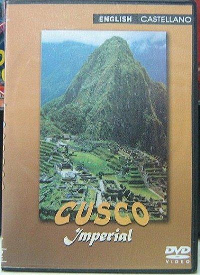DVD,Machupicchu Cusco,Documentation from Peru