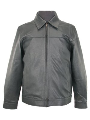 Genuine lamb nappa leather men Jacket,outerwear