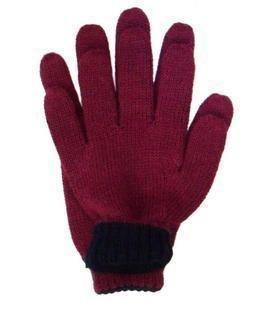 Gloves, mittens, Reversible made of Alpaca wool