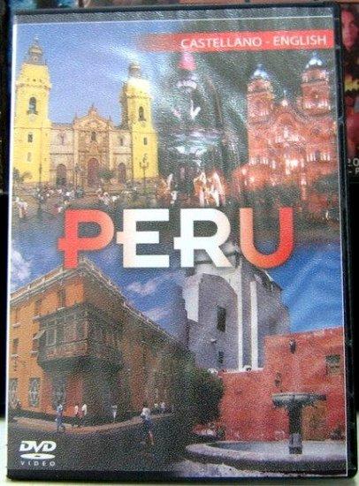 DVD documentation, a wonderful journey through Peru