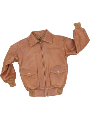 Genuine lamb nappa leather boys jacket,outerwear
