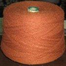 2.2 pounds orange Alpacawool,knitting wool, Yarn