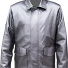 Genuine lamb nappa leather men Jacket, outerwear