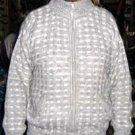 Turtleneck cardigan for men,jacket made of Alpacawool