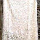 White skirt from Ñusta ,ecological pima cotton