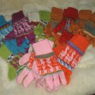 Lot of 50 pairs alpacawool gloves,mittens wholesale