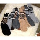 Bundle of 10 pairs alpacawool socks, wholesale