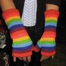 Fingerless Mittens Gloves Hand warmers Alpacawool