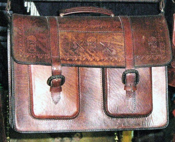 briefcase, pure leather bag, dispach case