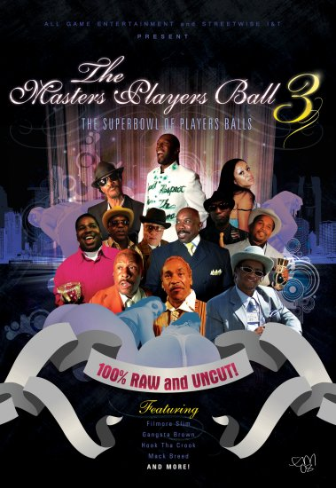 Masters Players Ball 3 Poster