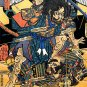 """Samurai Revolt"" BIG Japanese Art Print by Kuniyoshi"