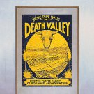 """Old Death Valley"" Ltd. Edition California Art Print"
