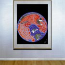 """Dream Voyage"" BIG Art Deco Print by Erte"