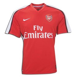 Nike Arsenal Home Jersey 08/09
