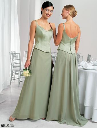 Bridesmaid AED 115