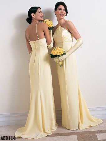 Bridesmaid AED 114