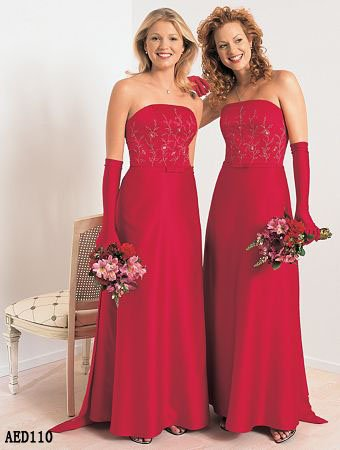 Bridesmaid AED 110